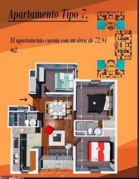 Villavicencio Apartamento + parqueadero + bodega