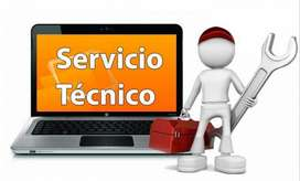 Soporte Tecnico PC - NOTEBOOKS - REDES y SERVIDORES WINDOWS