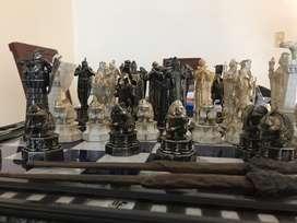 Colección ajedrez Harry Potter