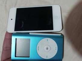 Ipods mini para repuesto