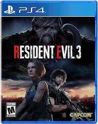 Resident Evil 3 Remake Ps4 NUEVO Sellado