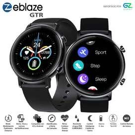 Zeblaze GTR Negro -  Reloj Inteligente