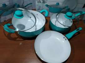 Bateria de cocina * fary home de cerámica Premium