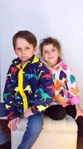 chaquetas para niños