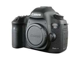 Canon 5d Mark iii casi nueva, garantia