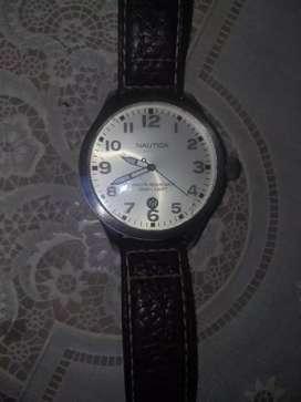 Reloj para hombre náutica