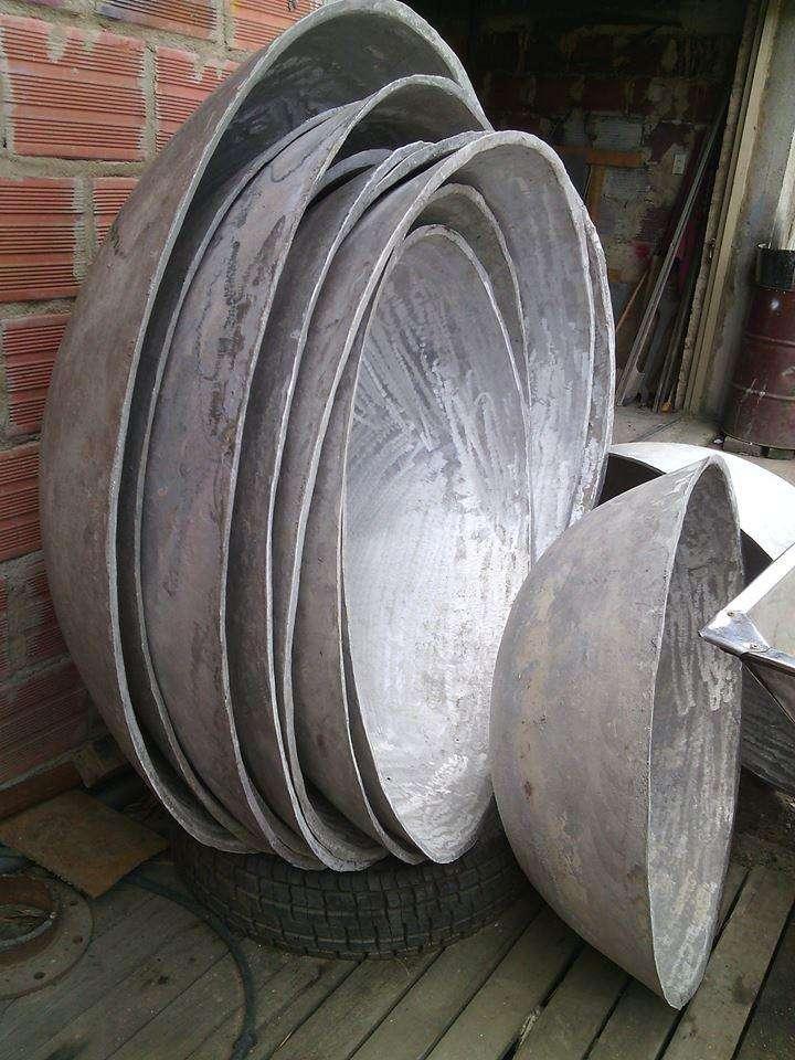Pailas Para Panela de 80 Aluminio en Bogota 0