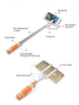 Selfie Sticks Wired - New Innovation