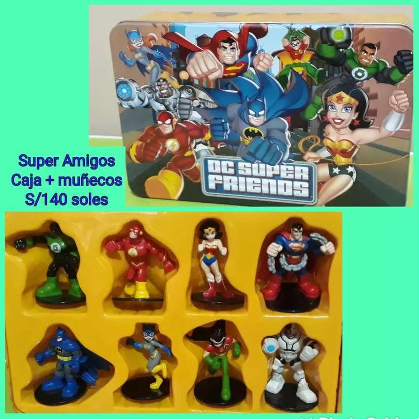 Super Amigos 0