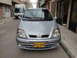 Renault Scenic Automatica modelo 2007