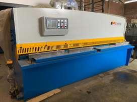 guillotina hidraulica nueva 3200 x 6 mm