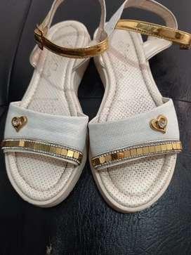 Sandalias niña talla 31 poco uso
