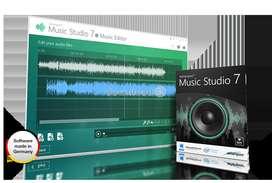 VENDO ASHAMPOO MUSIC STUDIO 7