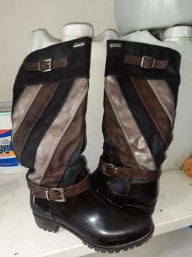 Cambio botas