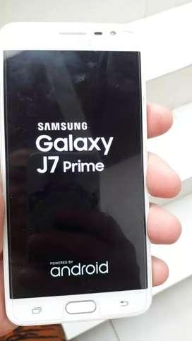 Vendo samsung j7 prime Duos..imei original.cero rayones.210.000