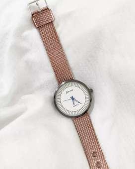Reloj nuevo de mujer con brillos