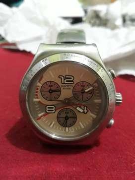 Reloj Swatch Swiss negociable de cegunda