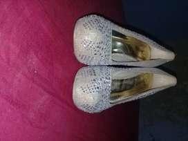 Zapatillas con destellos
