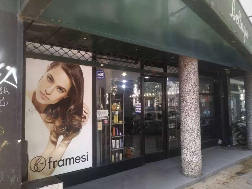 Fondo de comercio peluqueria/barberia zona centro de La Plata 0