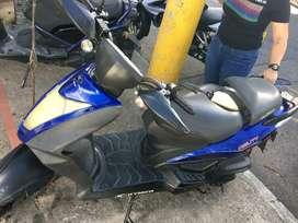 Vendo moto Agility 125 modelo 2013 a muy buen precio.