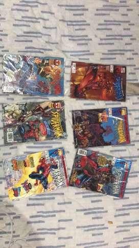 Comics de Spiderman Originales
