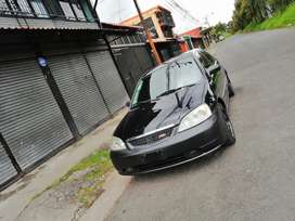 Vendo mi civic 7th gen