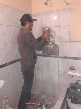 Maestro Gasfitero Pintor Mayolikero Abel