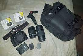 Canon Rebel t6  Camara Profesional Reflex