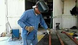 Reparacion de portones rejas en general casas negocios y particulares