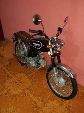 Vendo moto nueva 2020 marca DUKARE