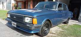 Real oportunidad Falcon Ghia 1987