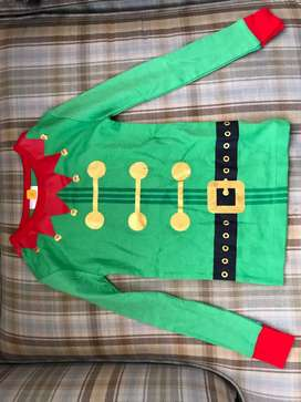 camiseta navideña para bebe