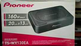 Parlante realce de bajos Pioner TS-WX130A