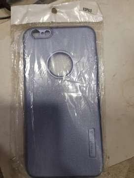 Estuche goma morado iPhone 6 s plus