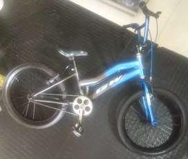 Bicicleta cross # 20