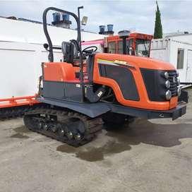 Tractor con orugas TitanT2