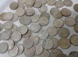 Monedas Numismática del Perú de un sol colección cualquiera a 2 soles