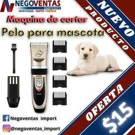 Máquina de cortar pelo para mascotas reforzado
