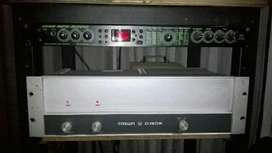 Potencia Amplificador Crown