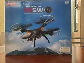 Se vende Dron FPV REAL-TIME X5SW