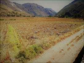 Vendo Terreno en el Valle Sagrado -Taray entrada de Pisac
