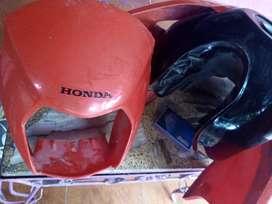 Accesorios moto xr