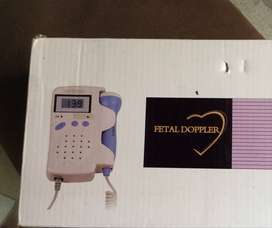 dopler fetal nuevo