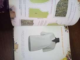 Libro de moldería y costura