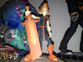 Muñecos anime