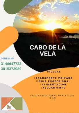 Transporte turístico Riohacha
