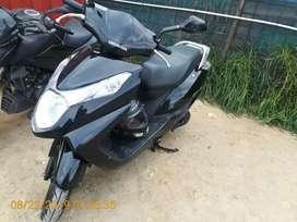 Venta de moto Honda en buen estado