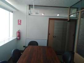 Venta de oficina 123.5 M2 6to. Piso en San Isidro