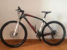 bicicleta MTB Specialized Stumpjumper SWorks XL