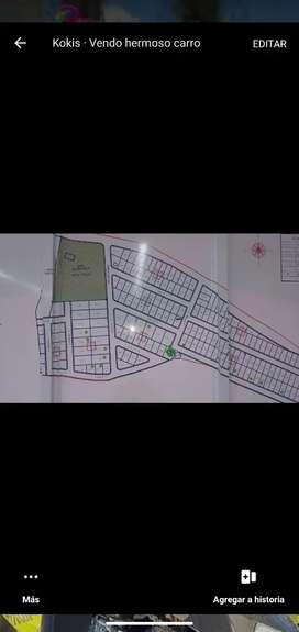 Vendo o cambio por (Aveo o spark lote de 125mts² en el proyecto colinas de Malibú . El proyecto es de libre construcción